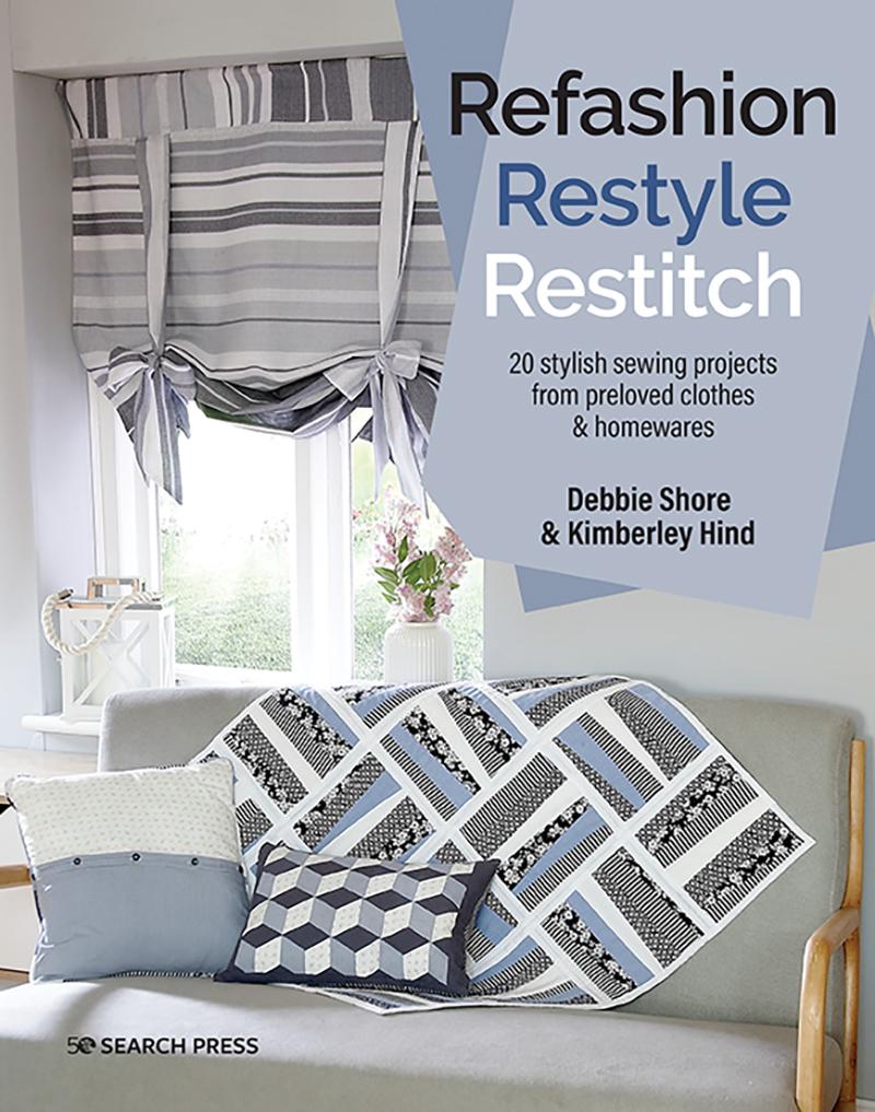Refashion, Restyle, Restitch