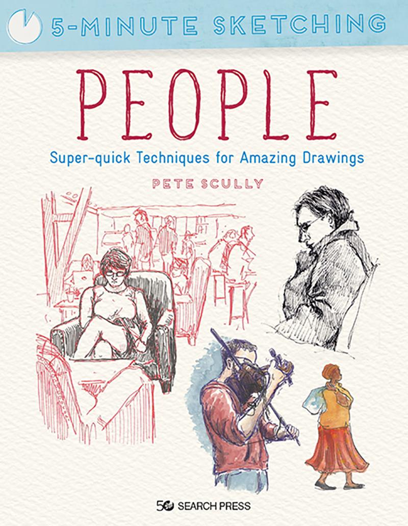 5-Minute Sketching: People