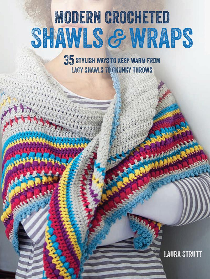 Modern Crocheted Shawls & Wraps