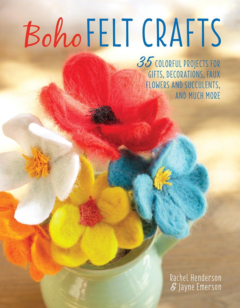Boho Felt Crafts