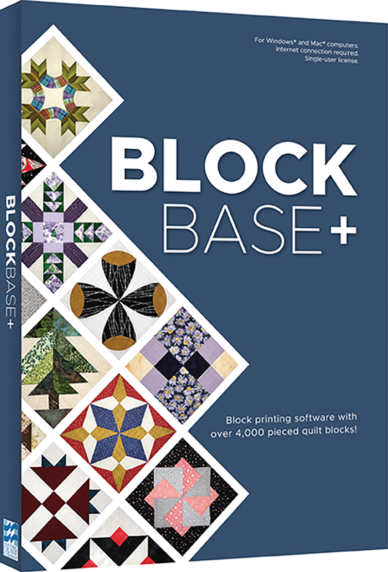 BlockBase+ Software (For Mac® and Windows®)
