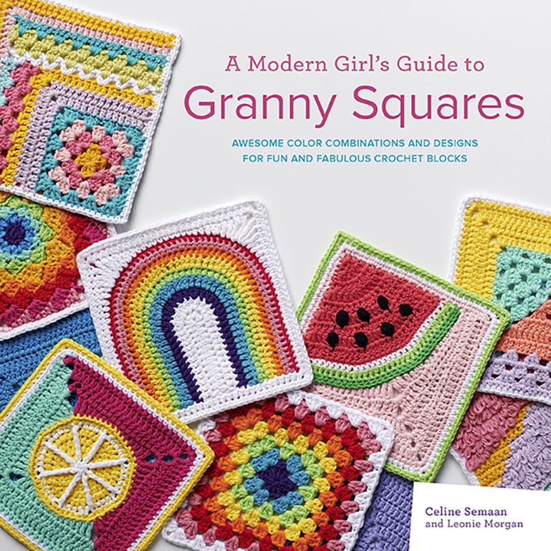 A Modern Girl's Guide to Granny Squares