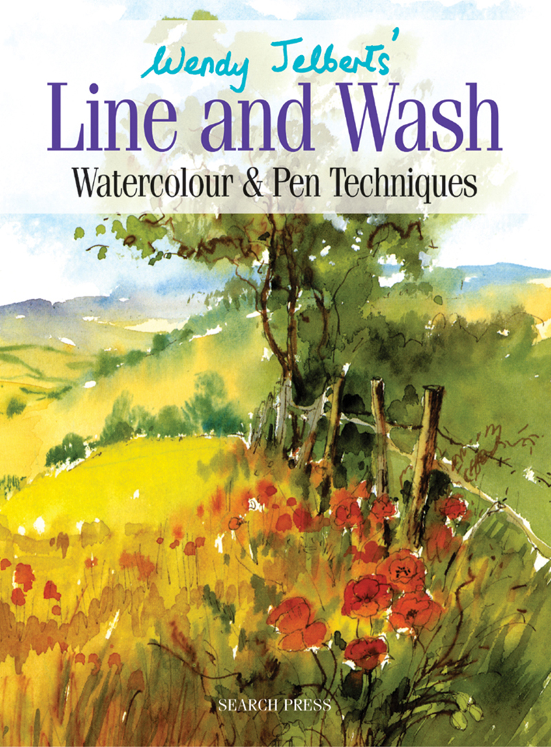 Wendy Jelbert's Line and Wash (Re-issue)