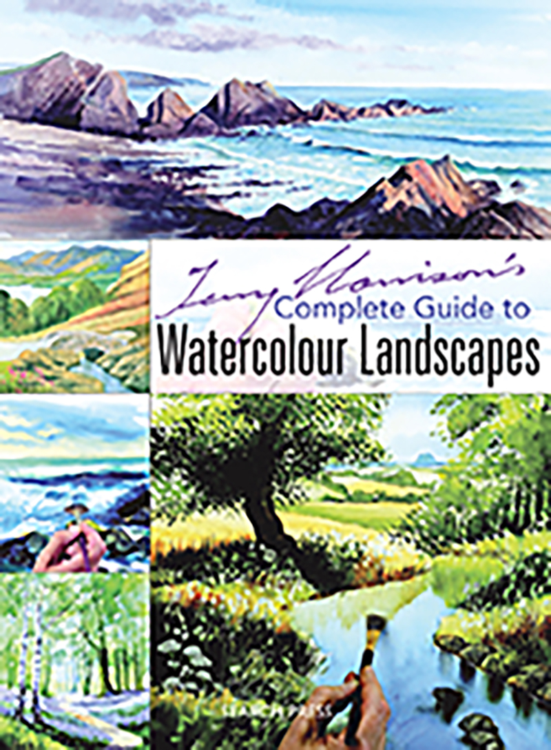 Terry Harrison's Complete Guide to Watercolour Landscapes