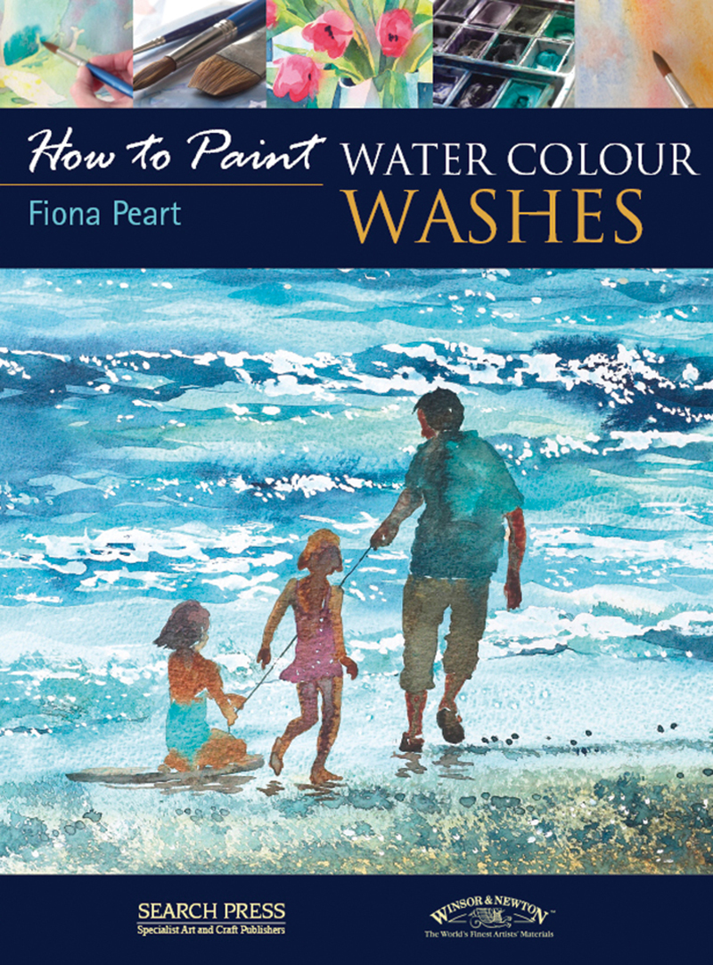 How to Paint: Water Colour Washes