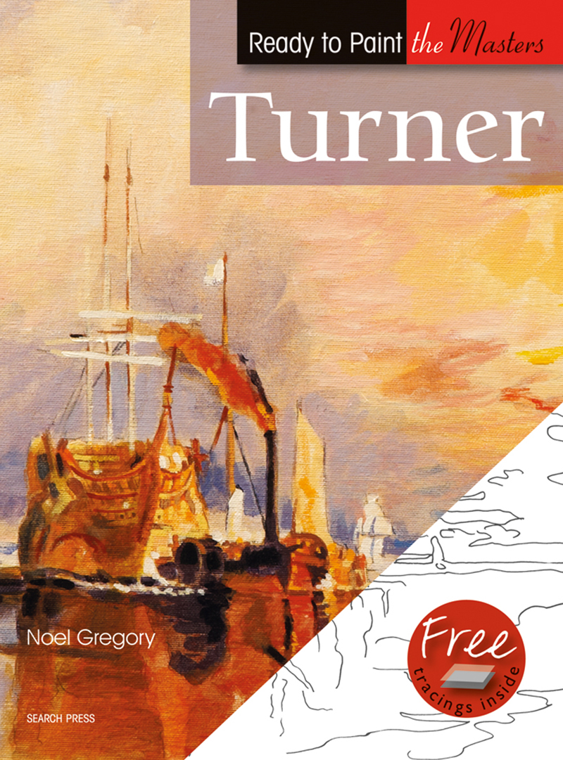 Ready to Paint the Masters: Turner
