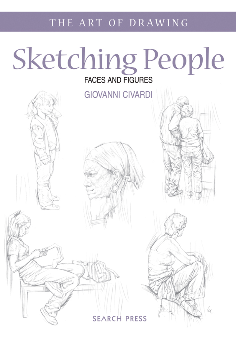 Art of Drawing: Sketching People