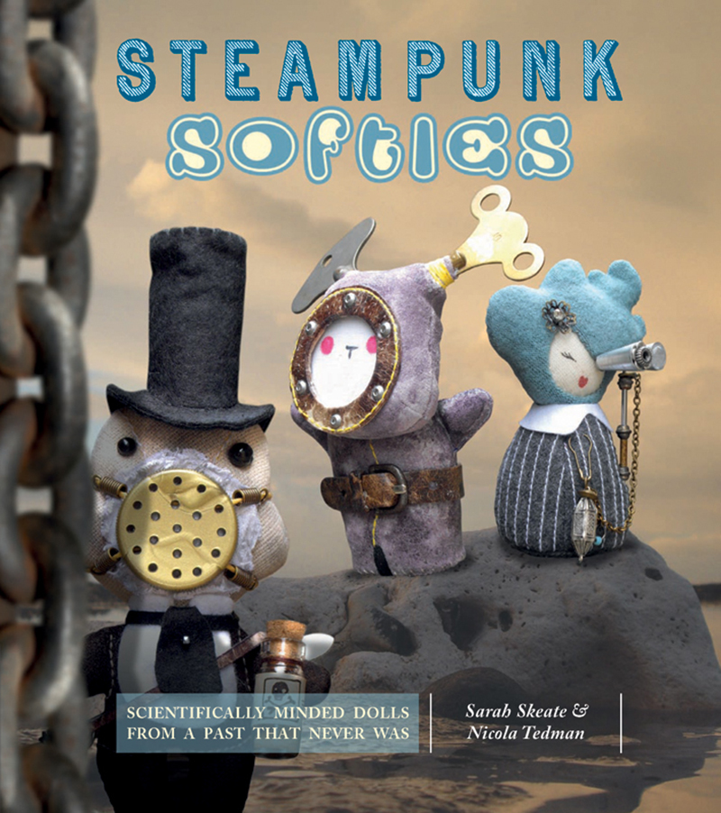 Steampunk Softies