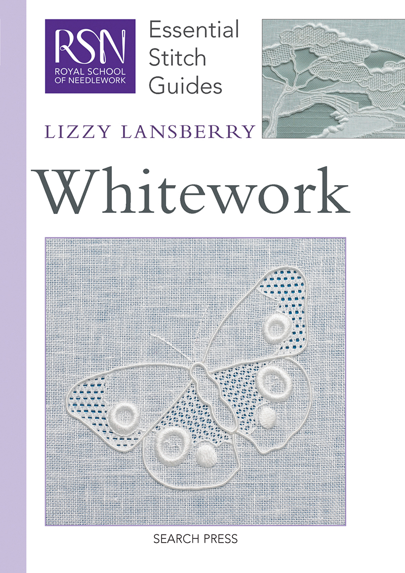 RSN Essential Stitch Guides: Whitework