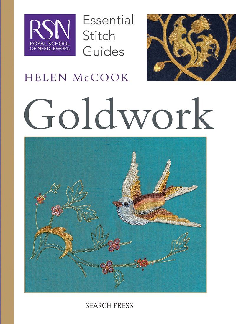 RSN Essential Stitch Guides: Goldwork