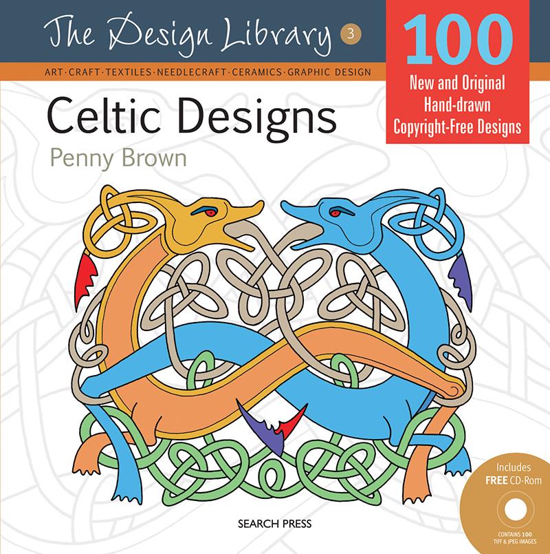 Design Library: Celtic Designs (Dl03)