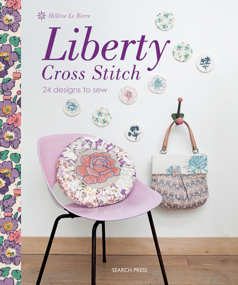 Liberty Cross Stitch