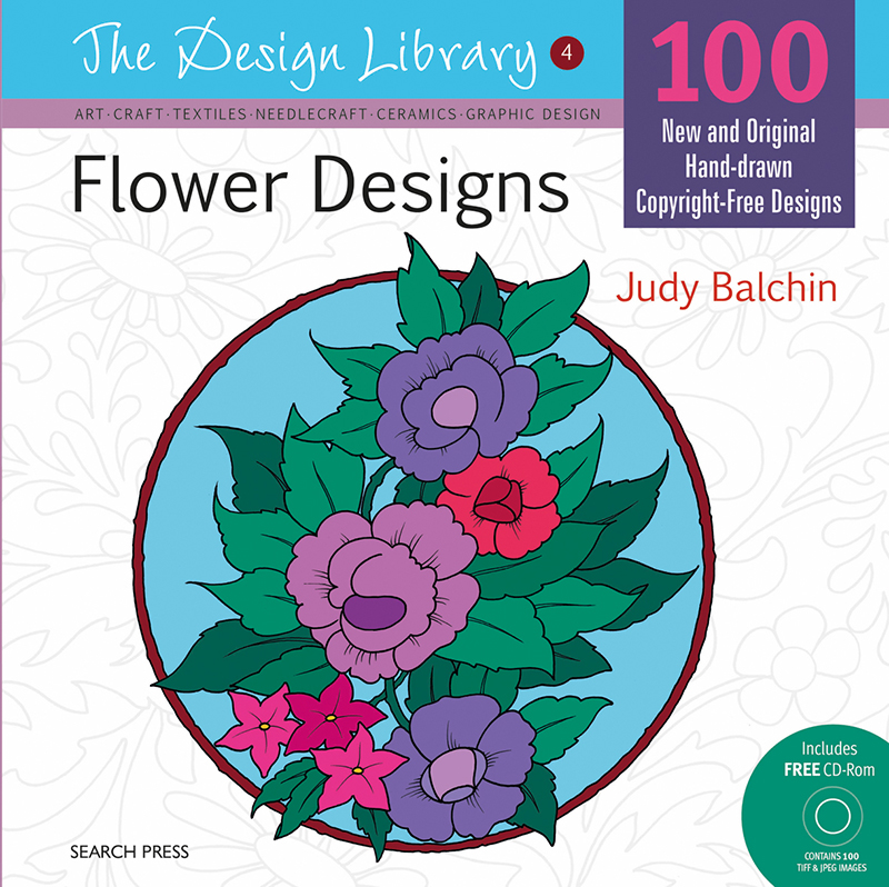 Design Library: Flower Designs (Dl04)
