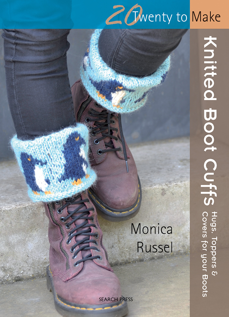 Twenty to Make: Knitted Boot Cuffs