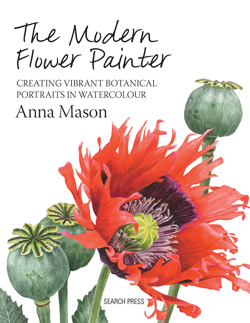The Modern Flower Painter