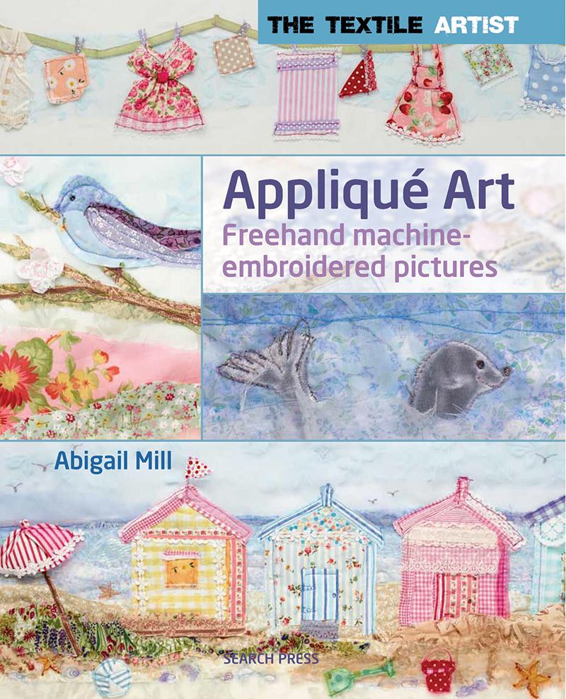 The Textile Artist: Appliqué Art