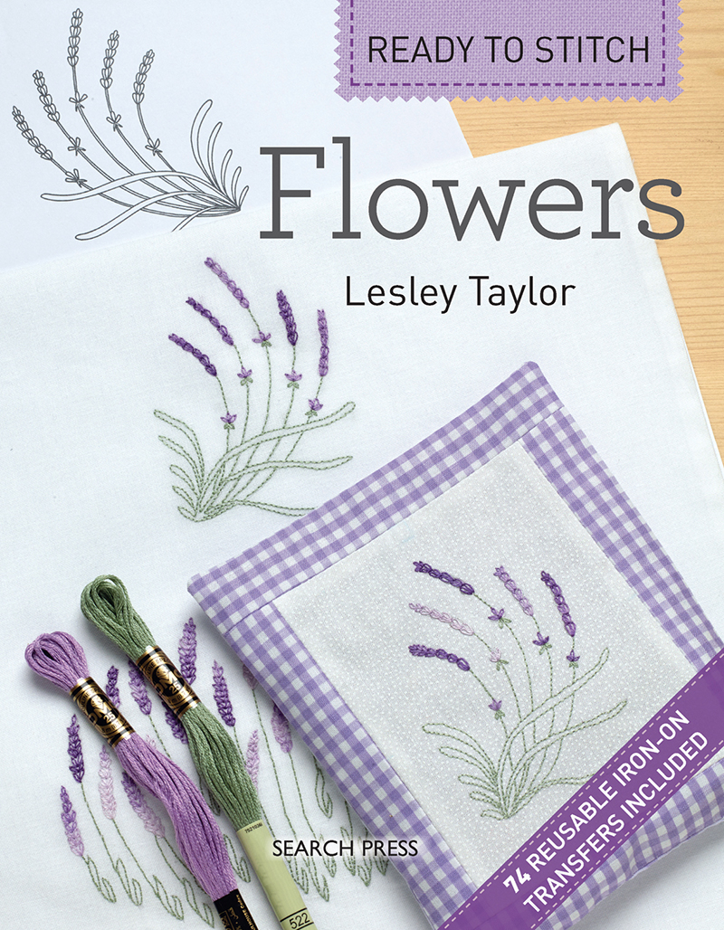 Ready to Stitch: Flowers