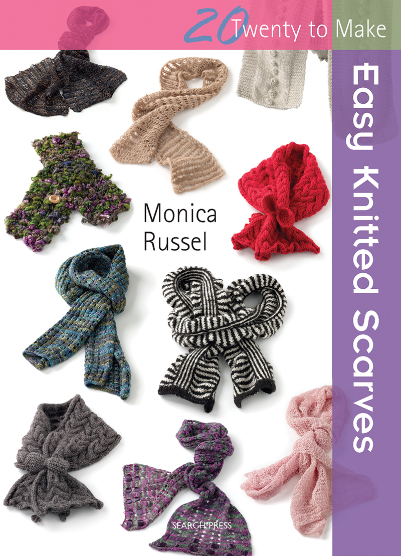 Twenty to Make: Easy Knitted Scarves