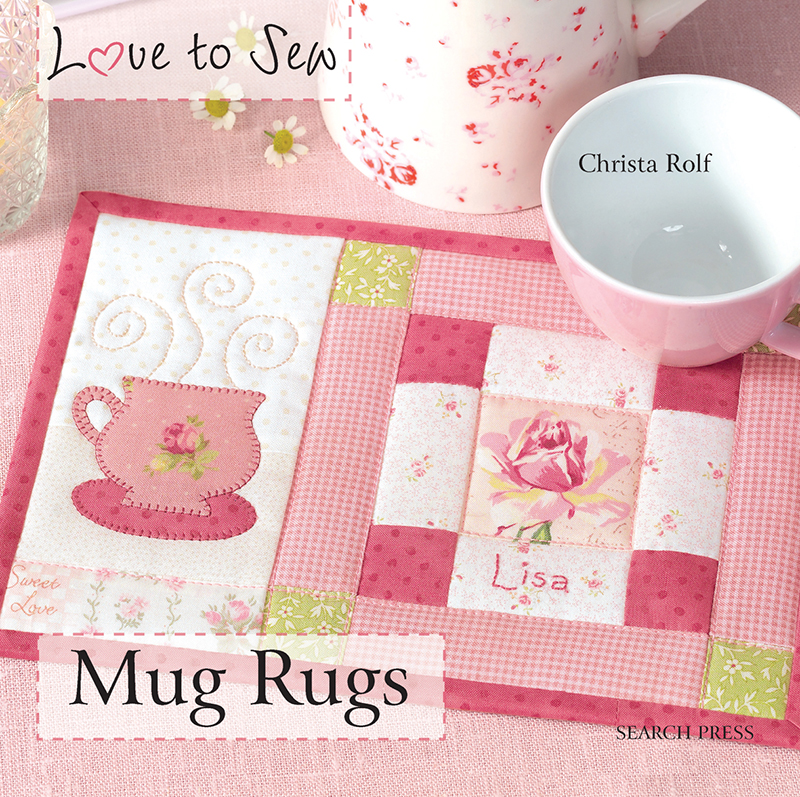Love to Sew: Mug Rugs