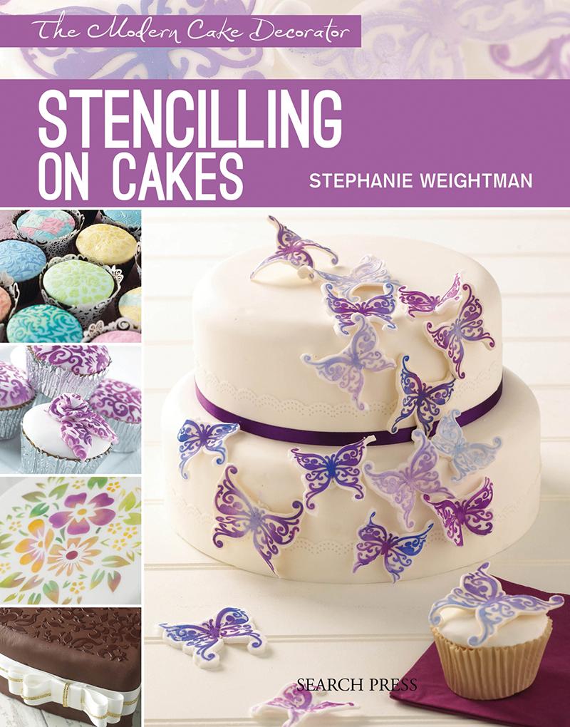 Modern Cake Decorator: Stencilling on Cakes