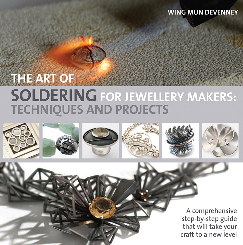 The Art of Soldering for Jewellery Makers