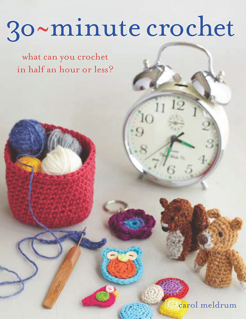 30-Minute Crochet