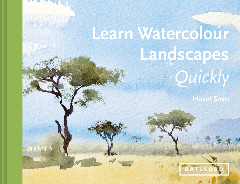 Learn Watercolour Landscapes Quickly