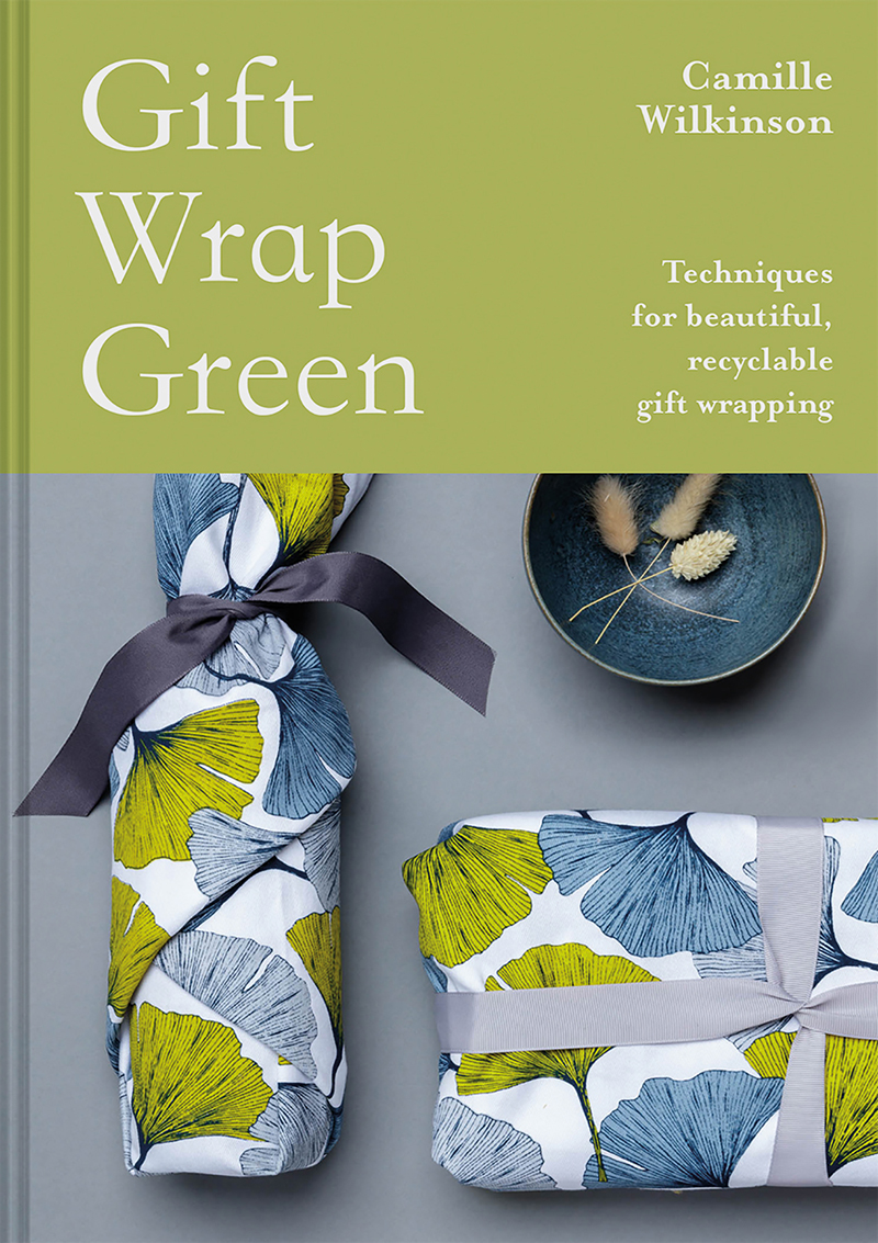 Gift Wrap Green