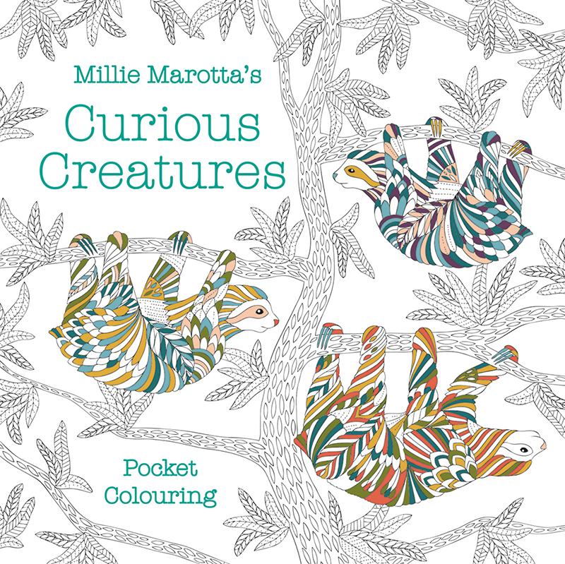 Millie Marotta's Curious Creatures