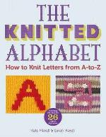 Knitted Alphabet - How To Knit Letters From A To Z