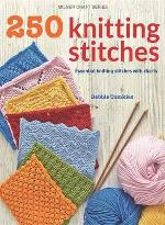 250 Knitting Stitches: Essential Knitting Stitches With Charts