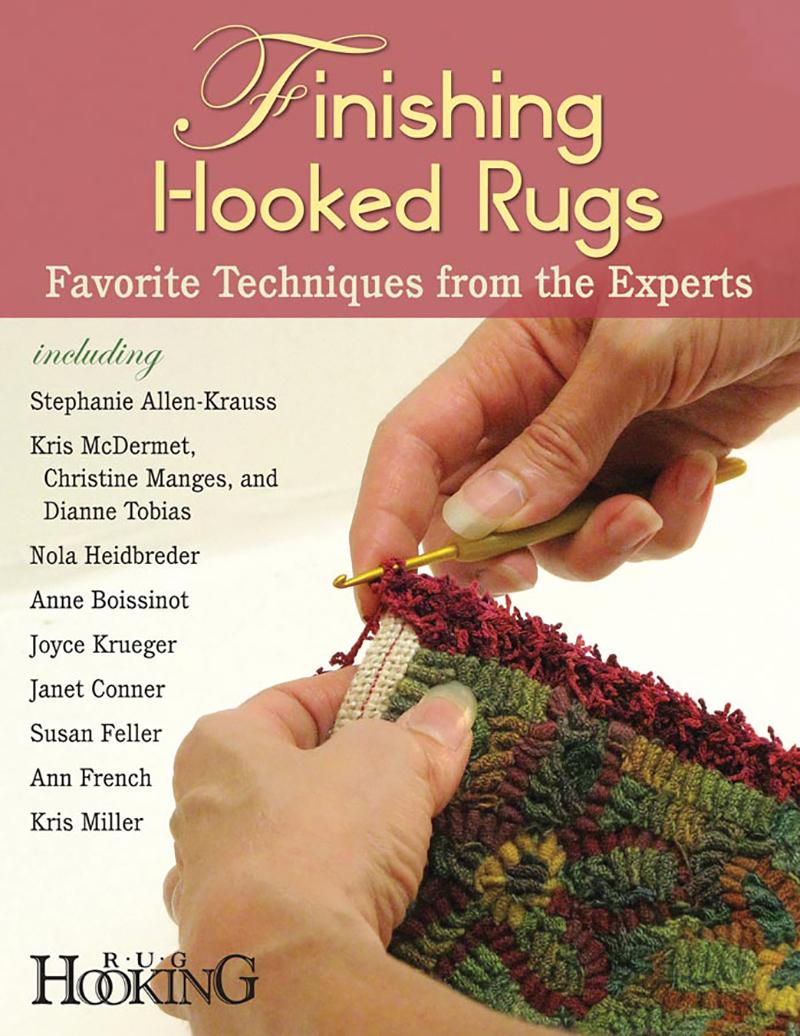 Finishing Hooked Rugs
