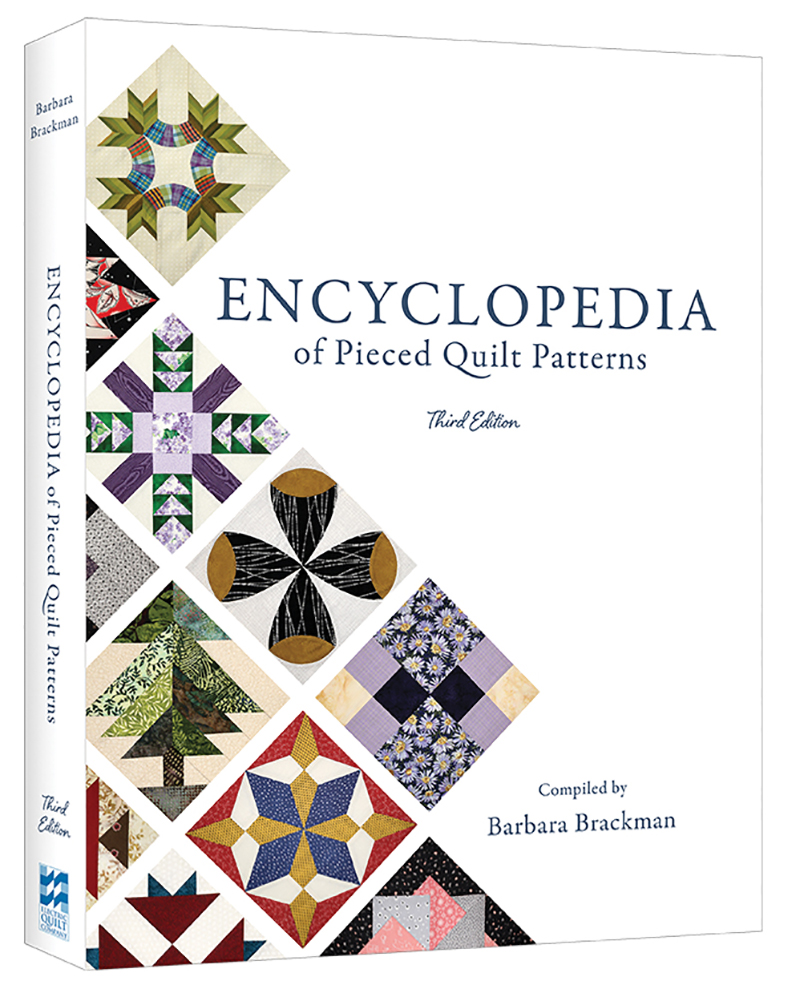Encyclopedia of Pieced Quilt Patterns (3rd Edition)