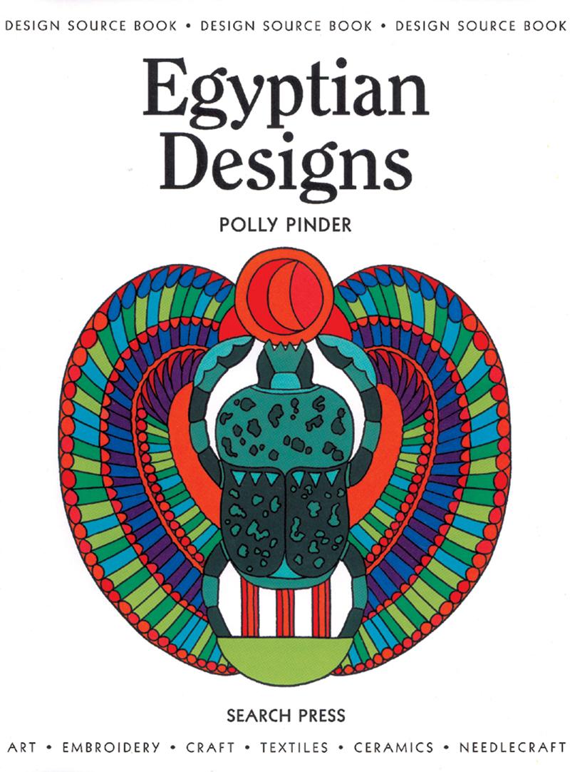 Design Source Book: Egyptian Designs