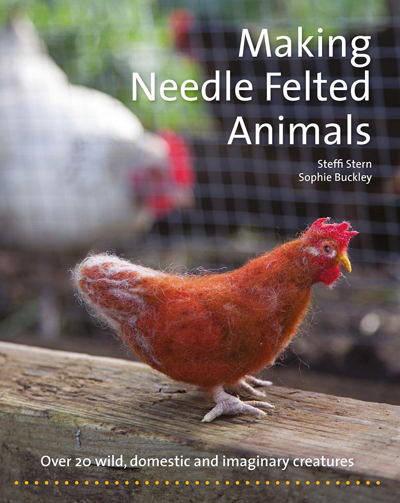 Making Needle-Felted Animals