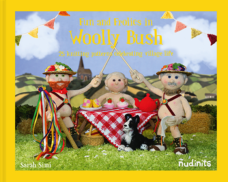 Nudinits: Fun and Frolics in Woolly Bush