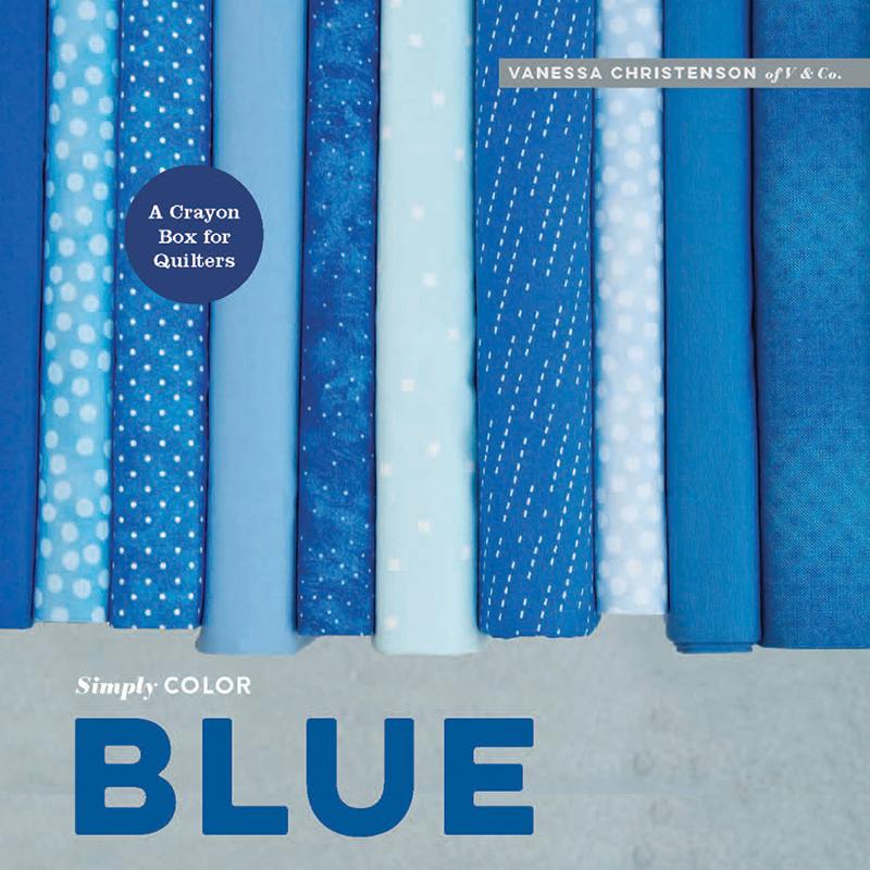 Simply Color: Blue