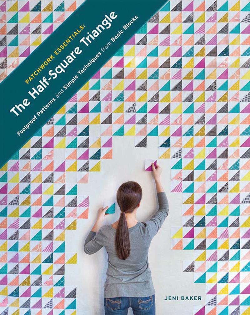 Patchwork Essentials: The Half-Square Triangle