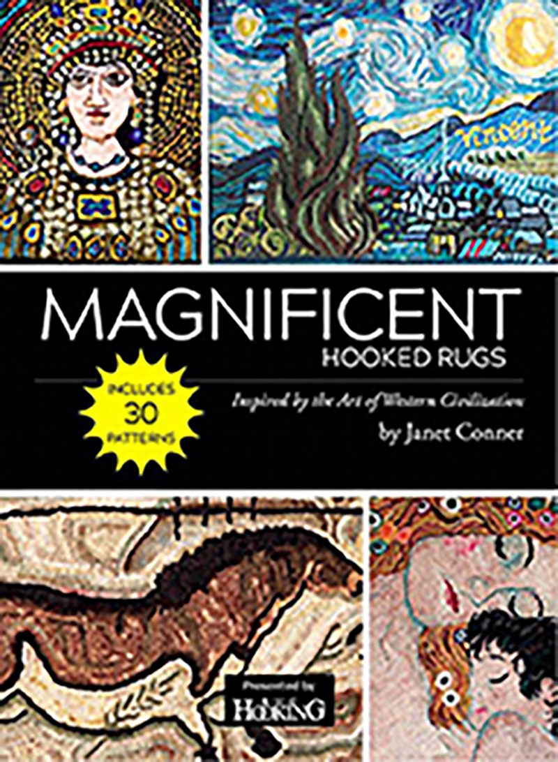 Magnificent Hooked Rugs