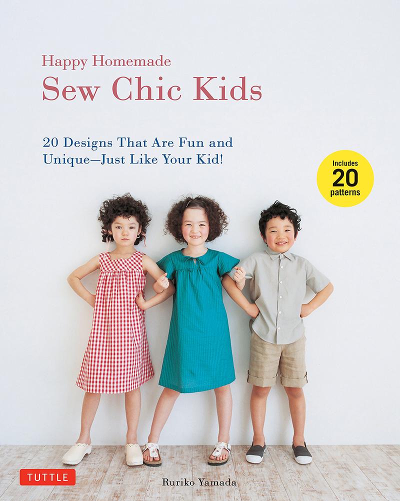 Happy Homemade Sew Chic Kids